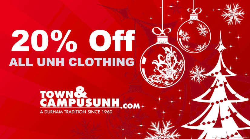 Huge Savings On All UNH Clothing